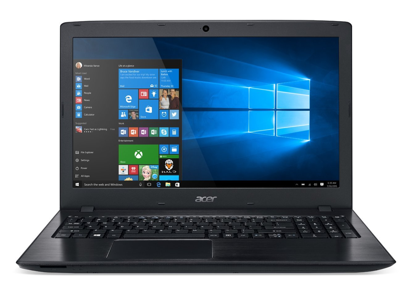 best laptops under $600 in 2018