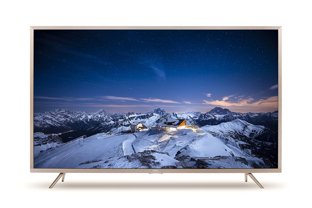 Best 4K TV Under Rs. 50,000 in India