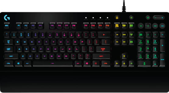 Logitech G213: Are you looking for the Best Gaming Keyboard in India for under 5000 rupees